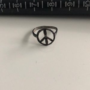 Accessories - Peace Sign Ring